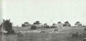 US-Panzerdivision in Normandie