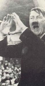 Redner Hitler