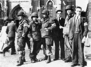 Holländische Widerstandskämpfer