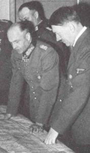 Brauchitsch und Hitler