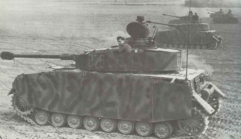 Panzer IV Ausf. H Normandie