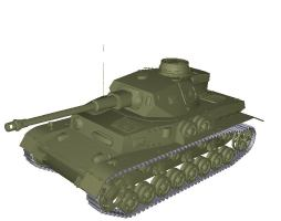 PzKpfw IV Ausf. F2, G, J
