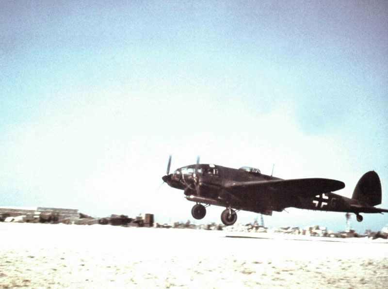 He 111 Torpedobomber