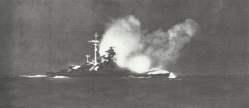 Bismarck vs Hood