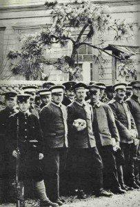Deutsche Kriegsgefangene in Japan