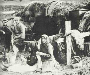 Ostpreussische Flüchtlinge