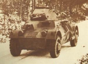 Schwedischer Lynx-Spähpanzer