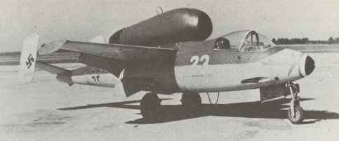 He 162 Volksjaeger