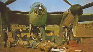 Mosquito Bomber B IV