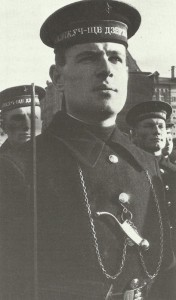 Kadetten der Marineschule der Roten Flotte