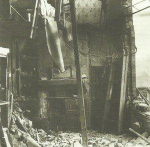 Schäden in britischen Seehäfen