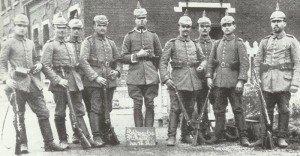 1. sächsisches Reiter-Regiment 1914