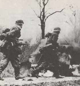 Panzer-Grenadiere der 2. SS Division