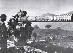 Flak 88 bei Salerno