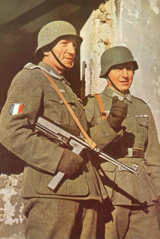 Soldaten der Französischen Legion