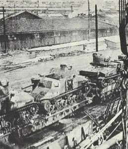 Lend-Lease M3 Murmansk
