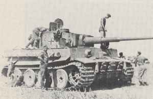 Tiger der 7. Panzer-Division, Kursk
