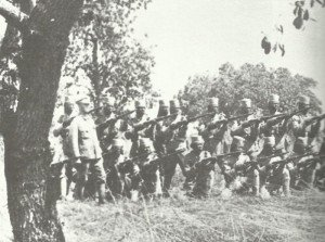 Ausbildung Schutztruppe Ostafrika