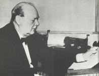 Churchill als Erster Seelord