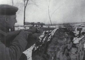 deutscher Scharfschütze
