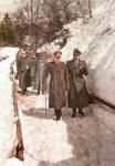 Hitler und Himmler am Berghof
