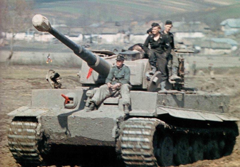 Tiger Panzer Weltkrieg