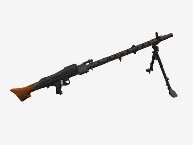 3d-Modell MG 34