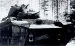 schwerer Panzer T-100 'Sotka'