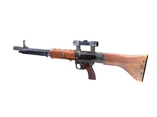 3d-Modell FG 42