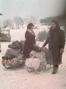Flucht aus Ostdeutschland
