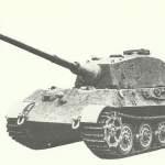 PzKpfw VI Ausf. B mit dem Henschel-Turm