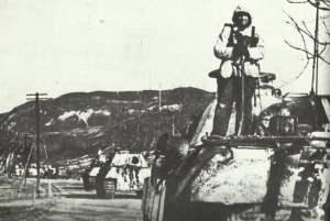 Kolonne Tiger II