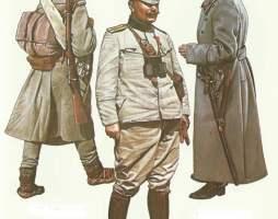 Serbische Armee 1914-18