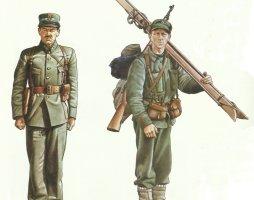 Norwegische Streitkräfte 1940