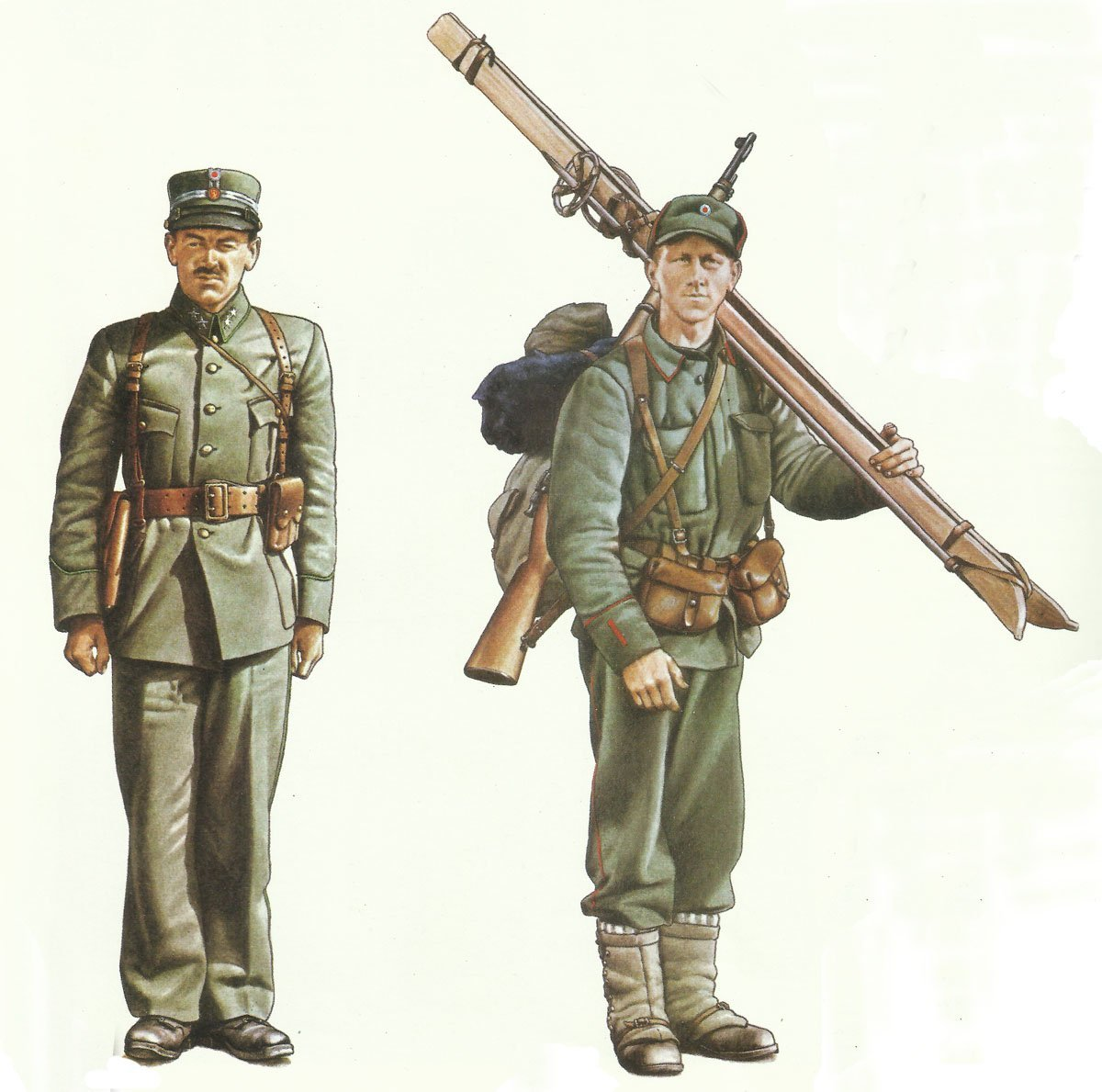 Armeen 2. Weltkrieg