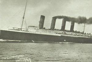Liner Lusitania