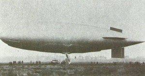 Luftschiff der britischen Royal Navy