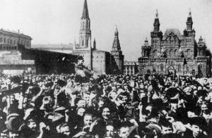 Siegesfeier Roter Platz