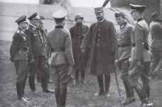 gefangengenommene französische General General Giraud