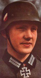 Der erste deutsche Ritterkreuzträger aus dem Mannschaftsstand