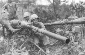 75-mm T25 rückstossfreien Geschütze