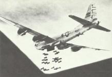 B-29 über Japan