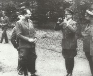 Hitlers Freudentanz