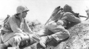 US Marines auf Oroku-Halbinsel