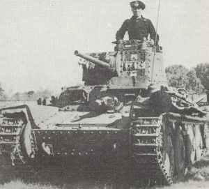 Panzer 38 (t) Ausf. A