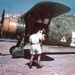 Italienische Luftwaffe und Marine