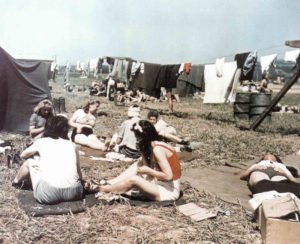 Kriegsgefangenlager für weibliche Wehrmachtsmitglieder