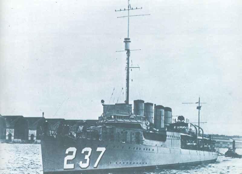 McFarland (DD-237)