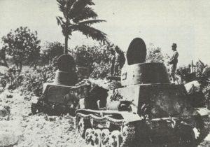 japanischer Tanketten M 2592