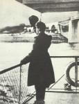 Trotzki verlässt Russland